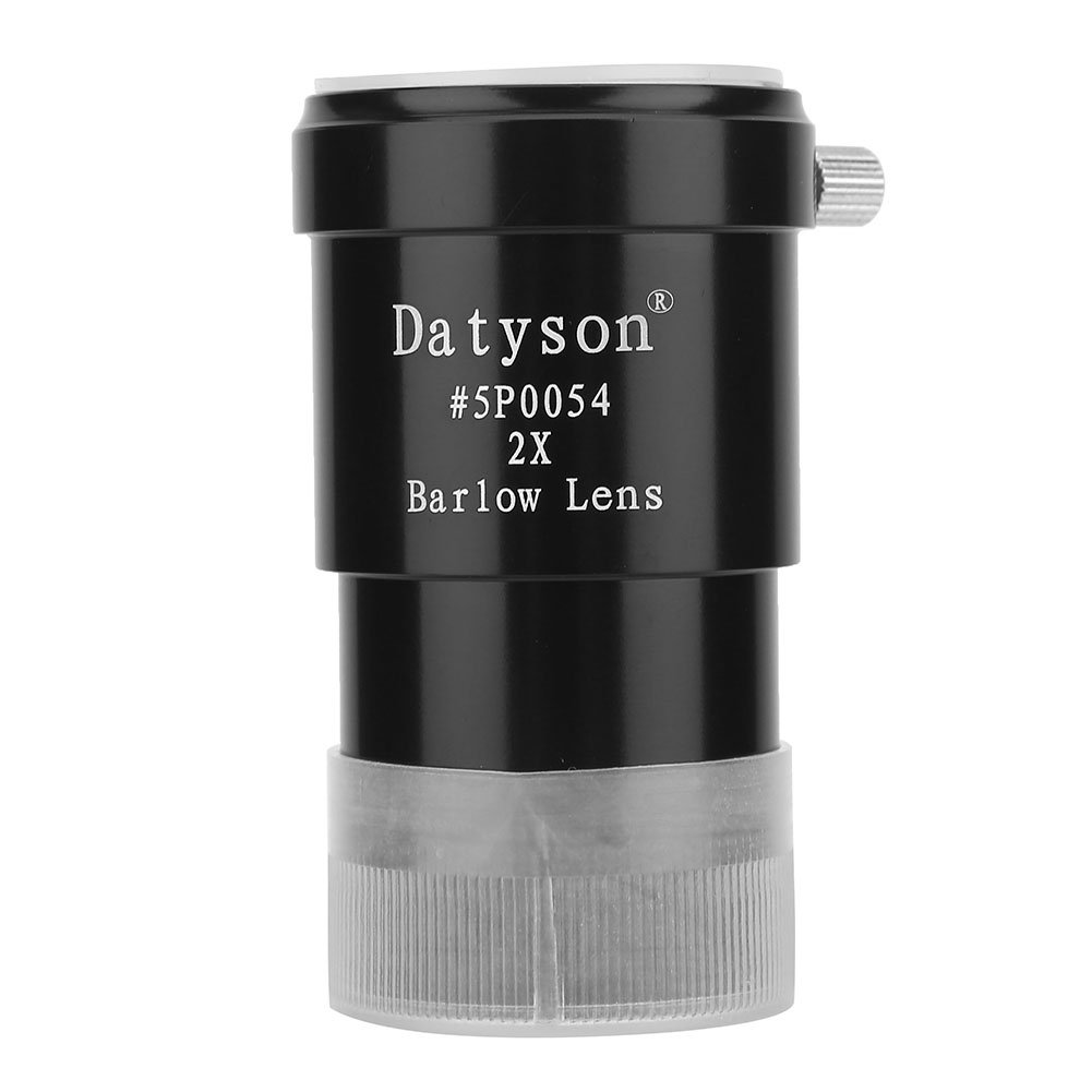 Acouto Datyson Barlow 2X Magnification Telescope Eyepiece 1.25 inch