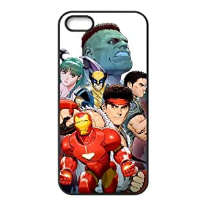 marvel vs. capcom 3 fate of two worlds iPhone 4 4s Cell Phone Case Black Customized Items zhz9ke_7324515