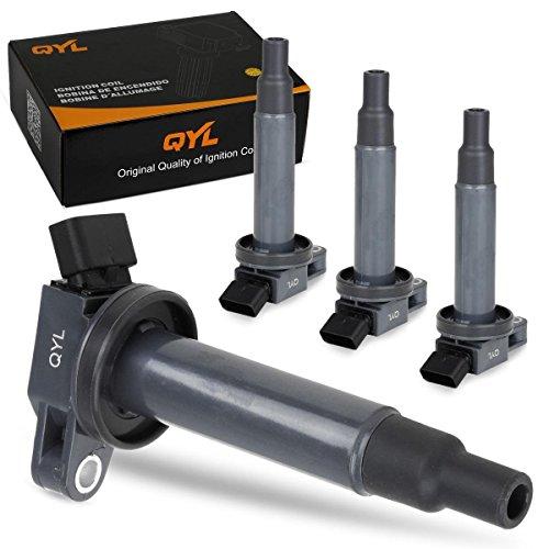 qyl-set-of-4-ignition-coil-for-toyota-camry-corolla-rav4-solara-matrix-highlander-lexus-pontiac-scio