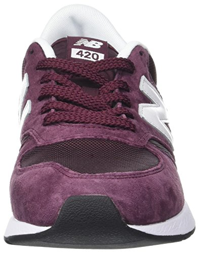 Rouge Homme Mrl420 New Burgundy Balance Running qwFq5It