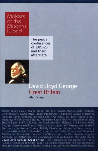 Download David Lloyd George: Great Britain (Makers of the Modern World) pdf