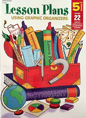 Lesson Plans Using Graphic Organizers Grade 5 ()