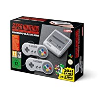 Deals on Super Nintendo Entertainment System SNES Classic Edition