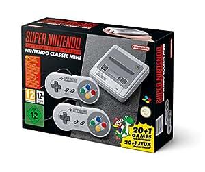 Nintendo Classic Mini: Super Nintendo Entertainment System SNES 21 games 2 Controllers