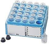 Hach 2505025 ChromaVer 3 Chromium Reagent AccuVac Ampules, (Pack of 25)