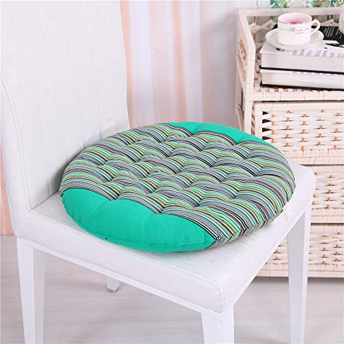 Lym1108-407cm-seat Cushion-Round Cushion Padded Cotton Office Cushions to Sit On Tatami Mats Chinese Home Upholstery