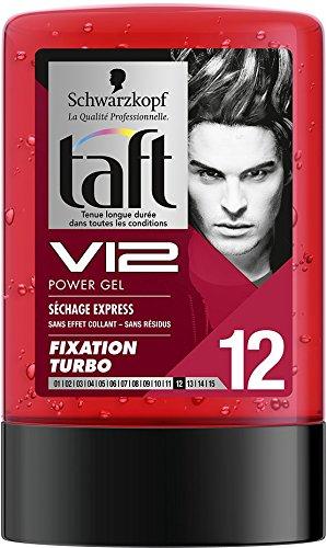 1 opinioni per Taft- V12 Power Gel tubo