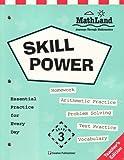 img - for Skill Power Grade 3, Mathland Journeys Through Mathematics, Teacher's Edition book / textbook / text book