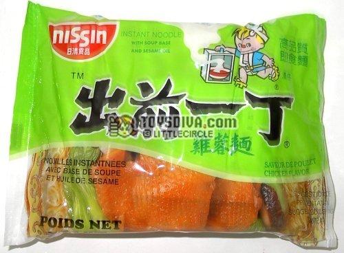 Nissin Instant Noodle Chicken Favor X 12 Packs