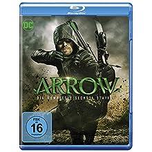 Arrow: Staffel 06 (Blu-ray)