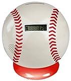 Totes Digital Baseball Coin Bank