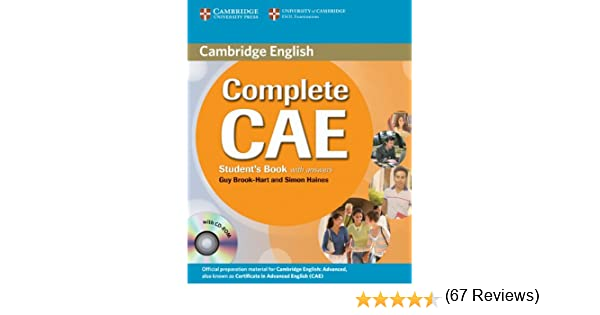 Complete CAE Students Book with Answers with CD-ROM: Amazon.es ...