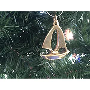 51TaxwChjoL._SS300_ 500+ Beach Christmas Ornaments and Nautical Christmas Ornaments