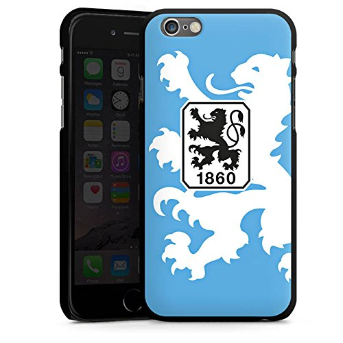 DeinDesign H/ülle kompatibel mit Apple iPhone 6 Handyh/ülle Case TSV 1860 M/ünchen Offizielles Lizenzprodukt Logo
