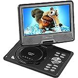 Koolertron 9.5 Inch LCD Car Home Portable DVD Player MP3 MP4 TV SD DIVX USB Games