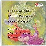 Ravel: La Valse / Faure: Pavane / Franck: Psyche / Paul Paray (Mercury Living Presence)