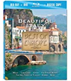 Best of Europe: Beautiful Italy [Blu-Ray]