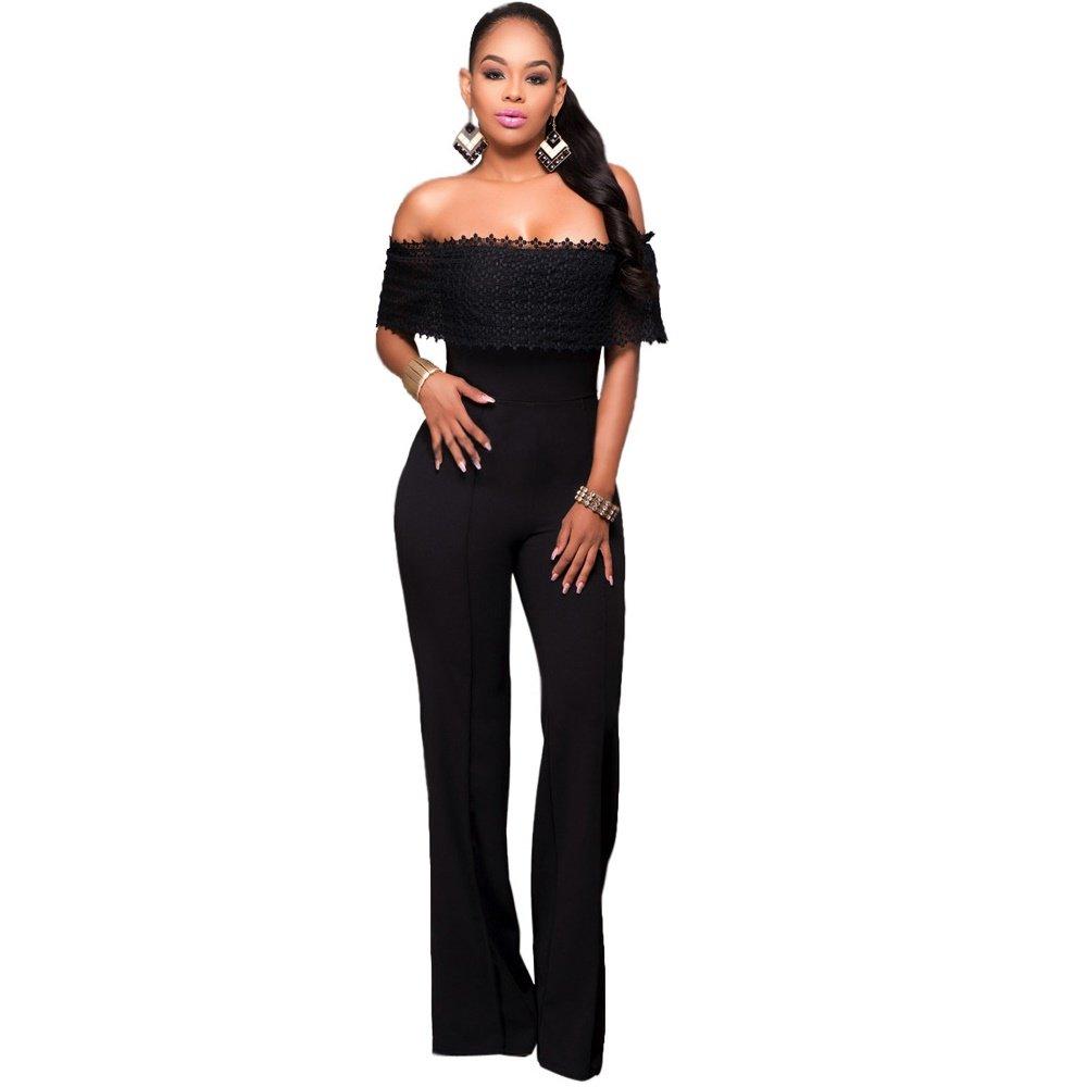 9bc44dfa3479 Vestidos Enterizos Largos Ropa De Moda Para Mujer De Fiesta Sexys Blancos  Negros Casuales Formales Elegantes VE0058