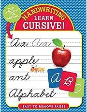 Handwriting: Learn Cursive!