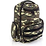 Mochila Back'Pack Delta Safety 1st, Green Army