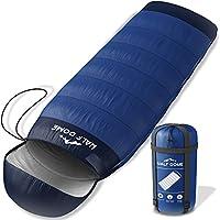 Half Dome Camping Sleeping Bag Set Women Men - Backpaking Outdoor Sleeping Option Ultralight Compact Sleeping Bag