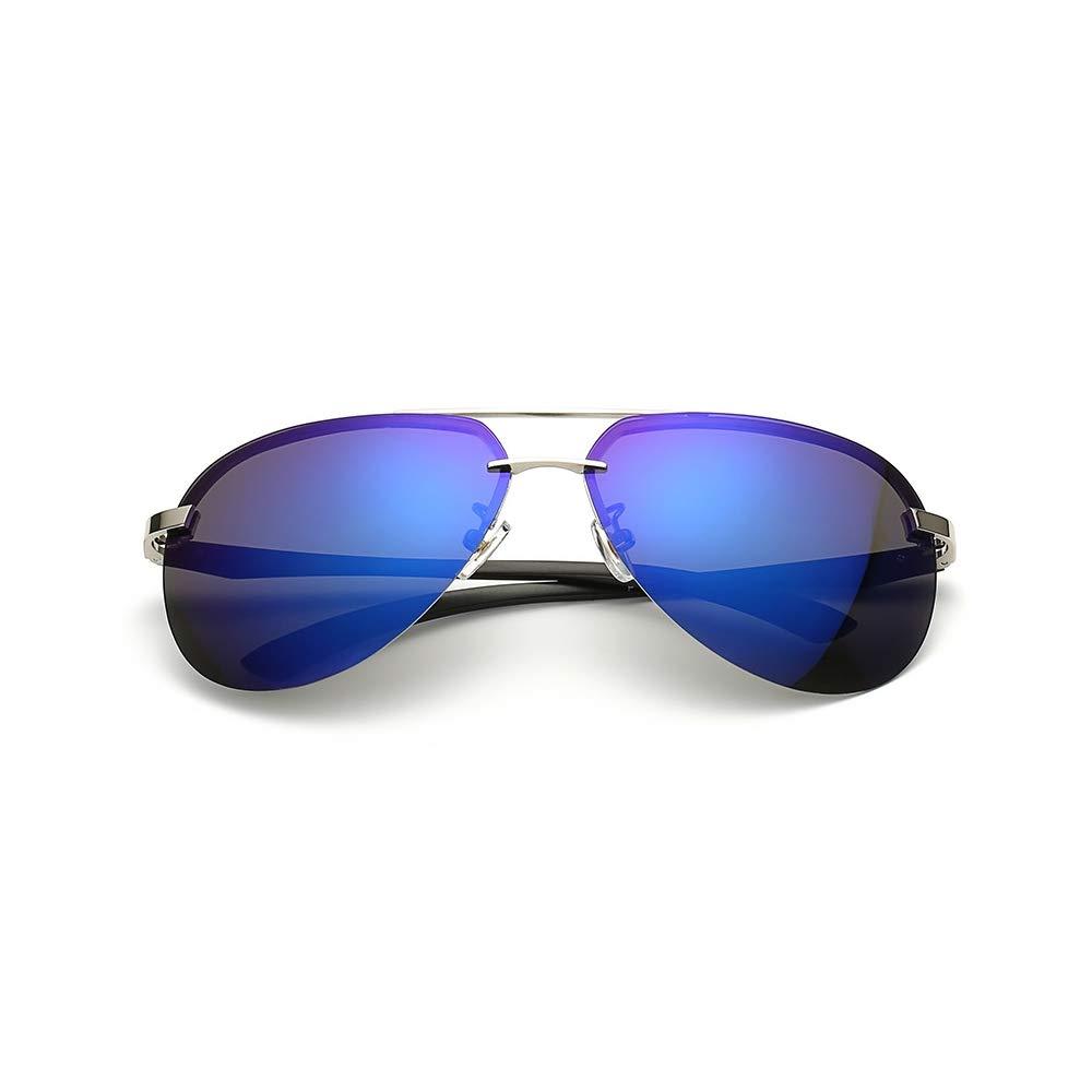 AZSXDC Driver Goggles New Mens Polarized Sunglasses Classic Driving Glasses Automobiles Interior Accessories Car Styling UV400 by AZSXDC