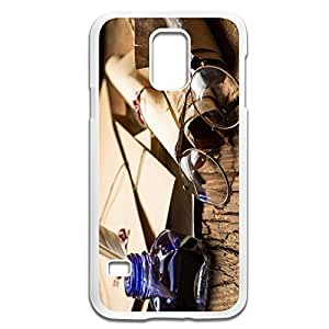 Samsung Galaxy S5 Cases Vintage Design Hard Back Cover Cases Desgined By RRG2G