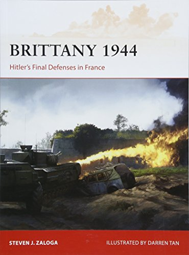 Brittany 1944: Hitler's Final Defenses in France - Cobra Unit Key