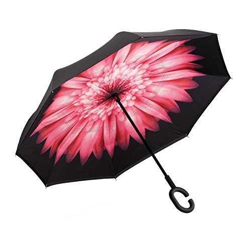 Aweoods Double Inverted Umbrella Reversible