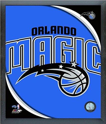 NBA Orlando Magic Team Logo Photo (Size: 17