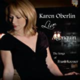 Live at the Algonquin: Songs of Frank Loesser