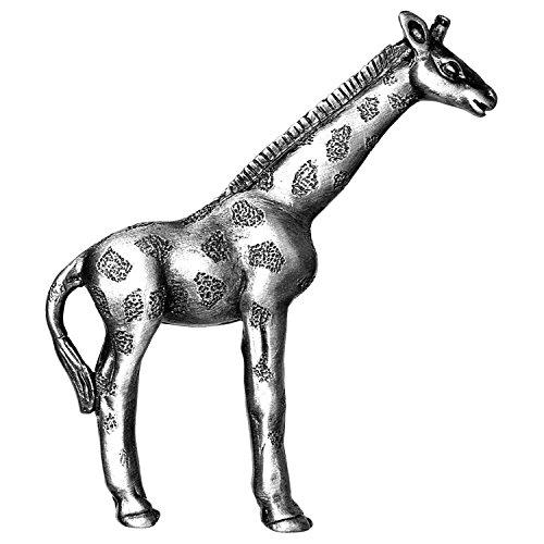 (Big Sky Hardware Sierra Lifestyles Giraffe Knob, Pewter)