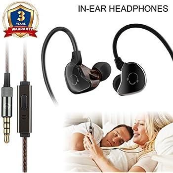 Amazon.com: SoundPie Stereo Iphone Earphones With