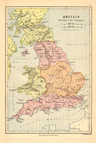 Map Of England Provinces.Roman Britain Provinces Valentia Britannia Prima Secunda Flavia