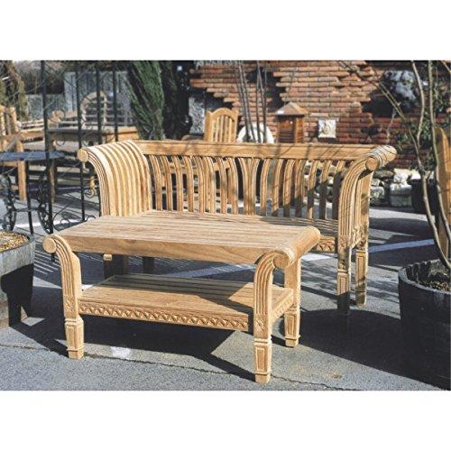 ジャービス商事 グランドテーブル 『ガーデンテーブル』 無塗装 B06XQ1DW9W