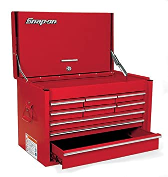 Snap On Tools Kra4059fpbo 9 Drawer Tc Cabinet And