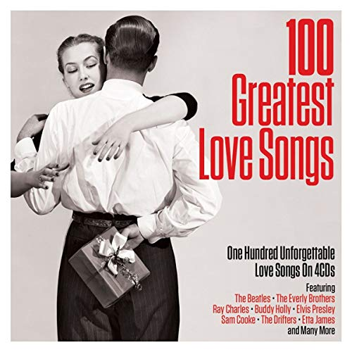 (100 Greatest Love Songs / Various)