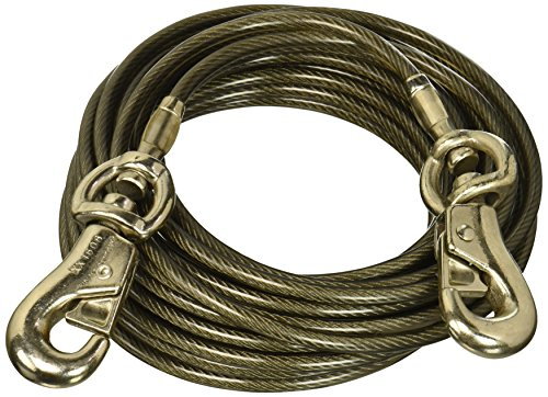 (Boss Pet Products Tie Out Super Beast 30ft)