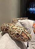 DJUNGELSKOG Glove Puppet Snake - Fits Big As Well