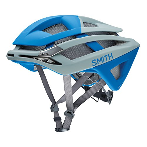 Smith Optics 2017 Adult's Overtake MIPS Bike Helmet - HB17 (Matte Lapis Frost - Large)