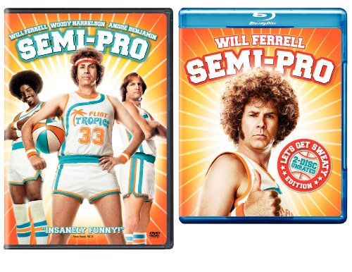 Semi-Pro (Blu-ray/DVD Bundle)