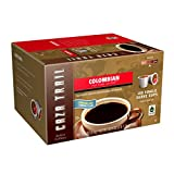 Caza Trail Coffee, Colombian, 100 Single Serve Cups For Sale