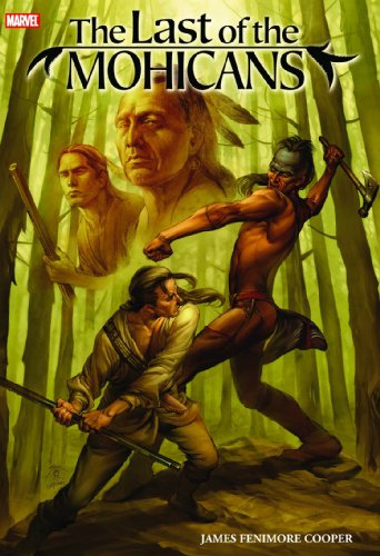 The Last of the Mohicans (Marvel Illustrated)