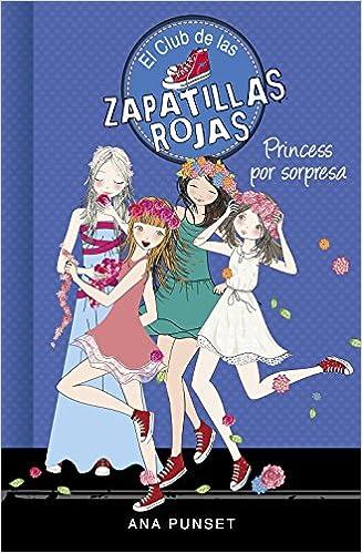 CLUB DE LAS ZAPATILLAS ROJAS 14, EL: Ana Punset: 9788490439852: Amazon.com: Books