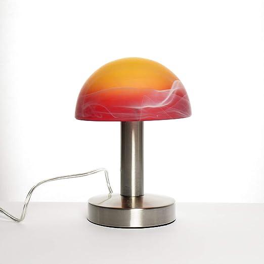 Moderna Lámpara de mesa lámpara de mesa con regulador de ...