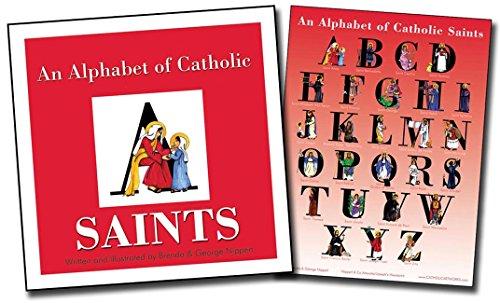 An Alphabet of Catholic Saints