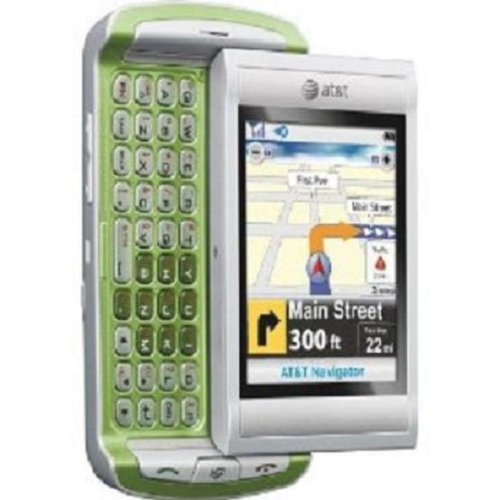 amazon com at t quickfire phone green at t cell phones rh wireless amazon com