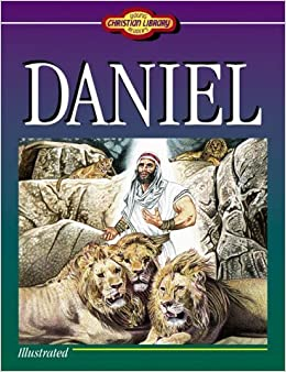 Book Daniel (Young Reader's Christian Library) by Ellen W. Caughey (1998-11-01)
