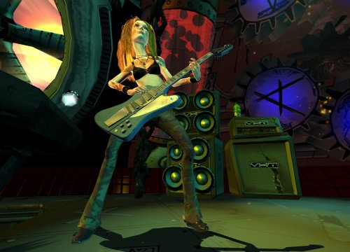 Guitar Hero 2 Bundle with Guitar -Xbox 360 by Activision (Image #3)