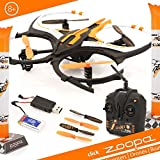 Zoopa Q 165 Riot - 6-Axis 2.4GHz Gyro RC Quadcopter Drone Vehicle